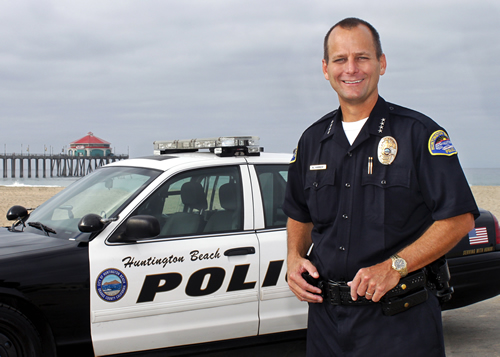 City of Huntington Beach, CA - Chief of Police