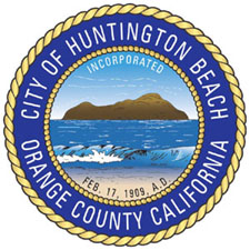 Image result for huntington beach city seal