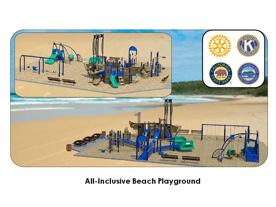 City of Huntington Beach, CA - News - All-Inclusive Beach
