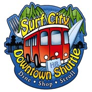 Surf City Downtown Shuttle
