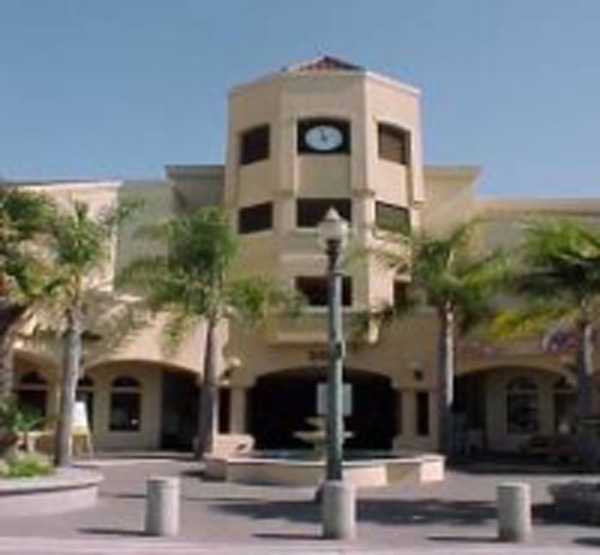 City Of Huntington Beach Ca Parking Garages And Lots