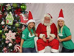 8th Annual Breakfast with Santa - December TBD, 2019  Photo - Click to Enlarge