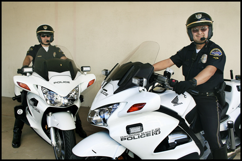Huntington Honda Service >> City of Huntington Beach, California - PD - Patrol Equipment
