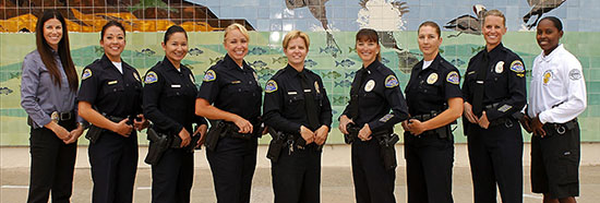 Photo of Huntington Beach Female Police Officers