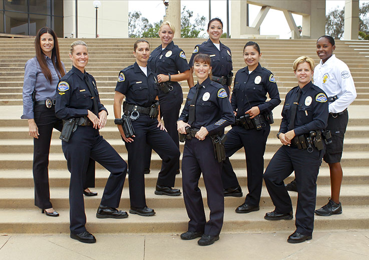 City Of Huntington Beach Ca Women In Policing