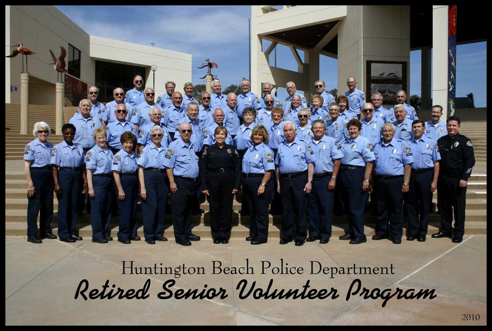 City of Huntington Beach, CA - PD - Volunteer in Police ...