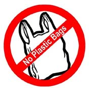 Photo of no plastic bags