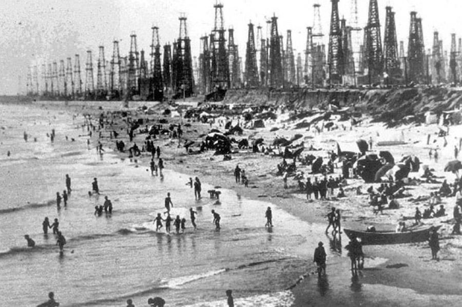 Dog Beach 1920s