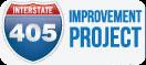 405 Improvement Project Logo