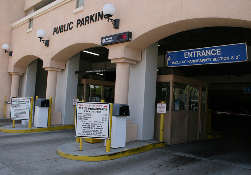 Parking Garage Huntington Beach Floors Doors Interior Design