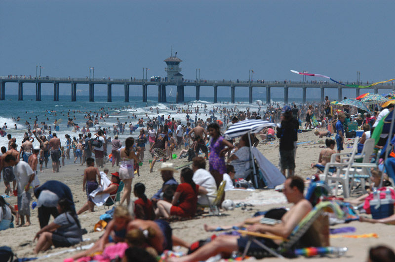 Climate In Huntington Beach Ca