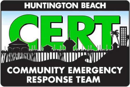 City of Huntington Beach, CA -CERT