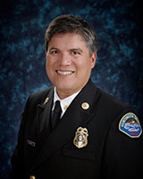 Photo of Huntington Beach Fire Chief David Segura