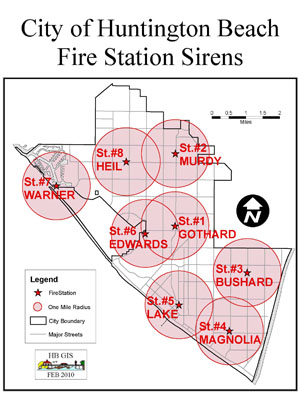 HB Fire Sirens