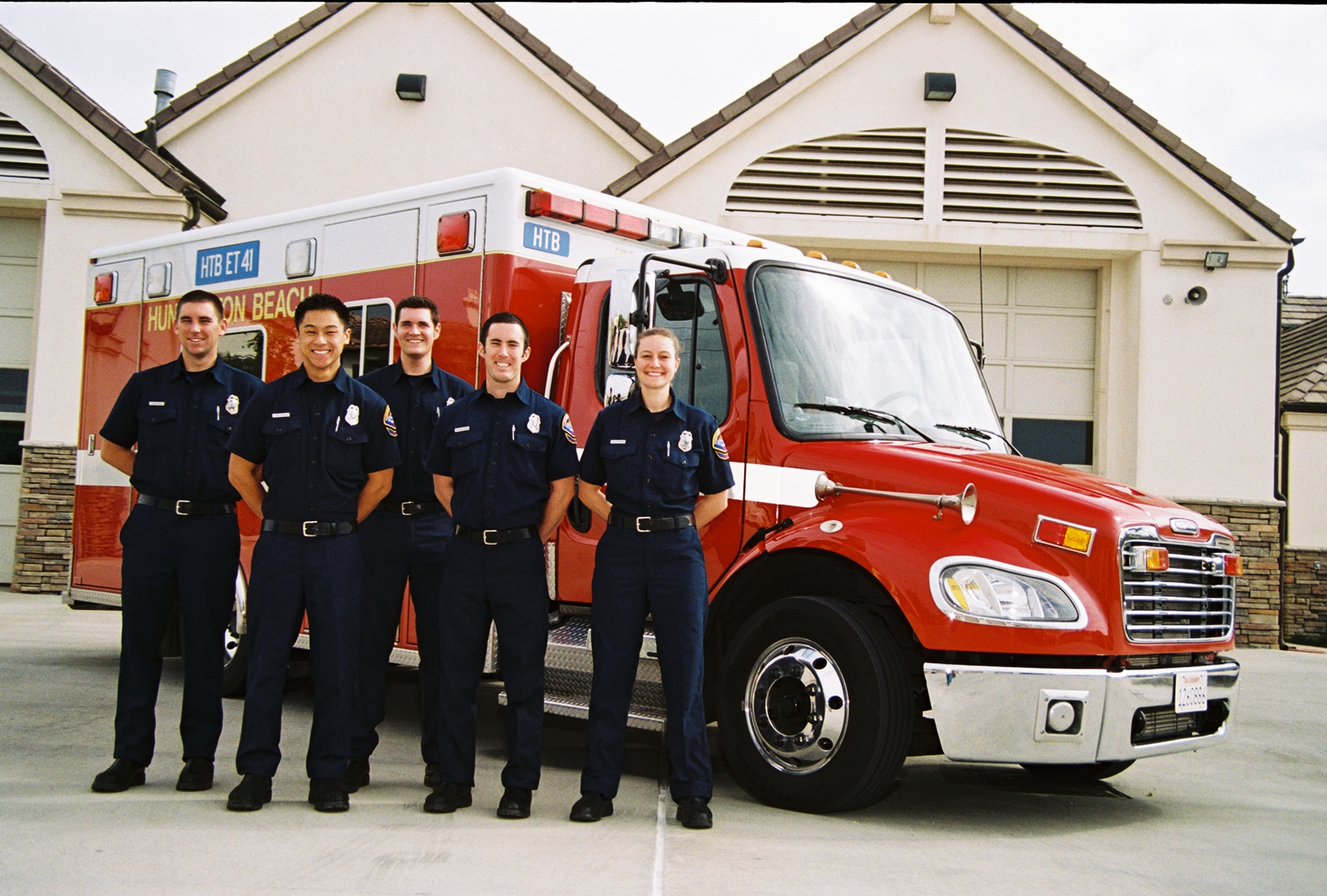 City of Huntington Beach, CA - Fire - Ambulance Program