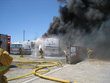 2010 Gothard RV Storage Fire
