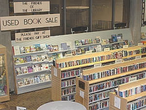 Used Book Sale at the Library