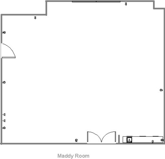Room Diagram hbpl maddy room