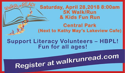 Walk Run Read 2018