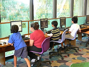 Children's Computer Lab