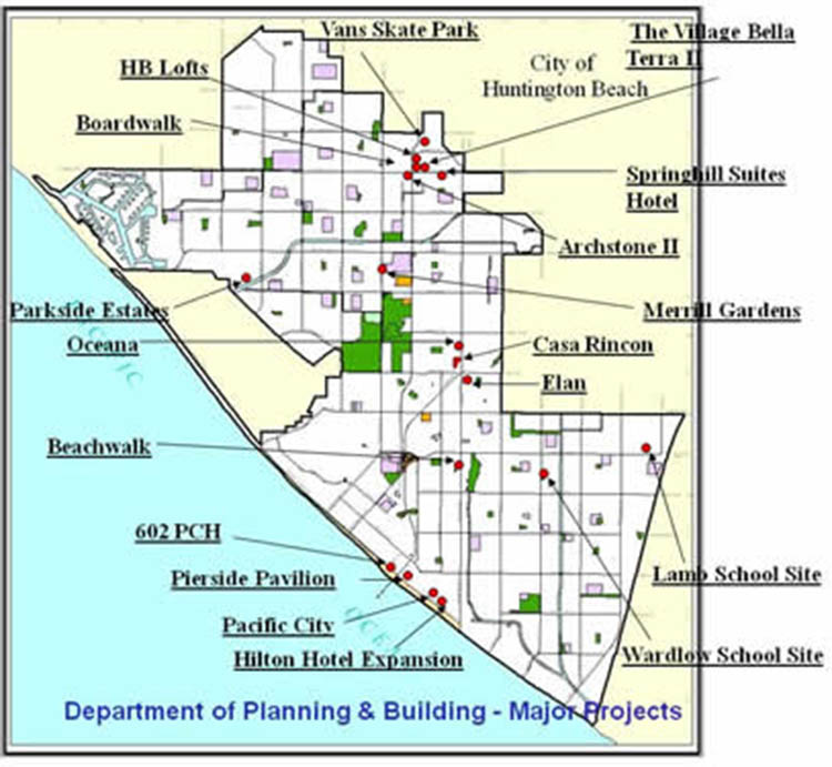 City Of Huntington Beach Building And Planning