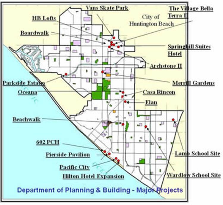 Center Ave Huntington Beach Ca