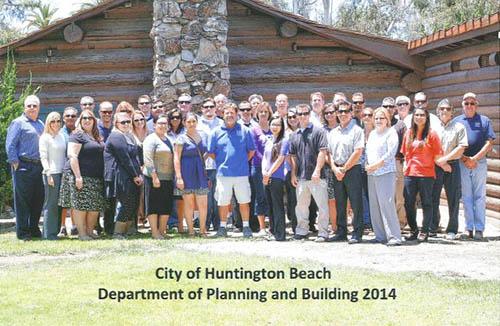 City Of Huntington Beach Inspection Report
