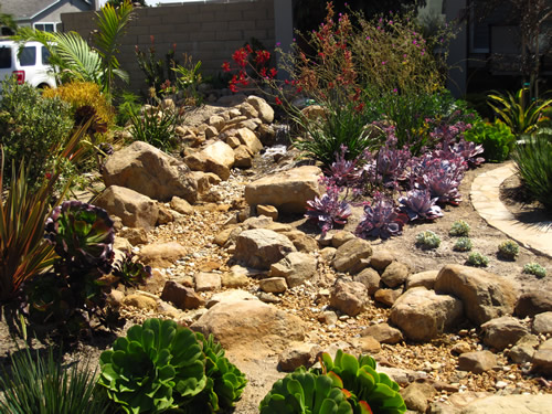 City Of Huntington Beach Ca Water Wise Landscaping