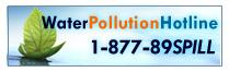Orange County 24-Hour Water Pollution Problem Reporting Hotline 1-877-89SPILL