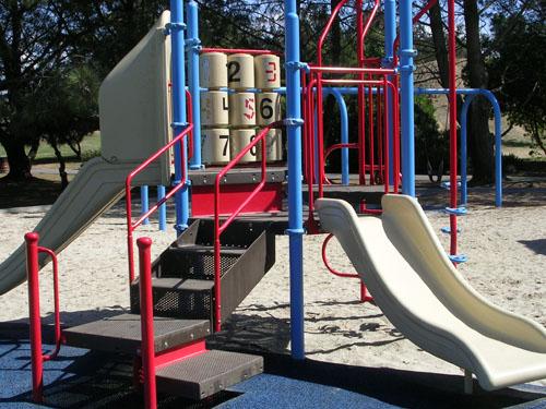 Urban Park Playground