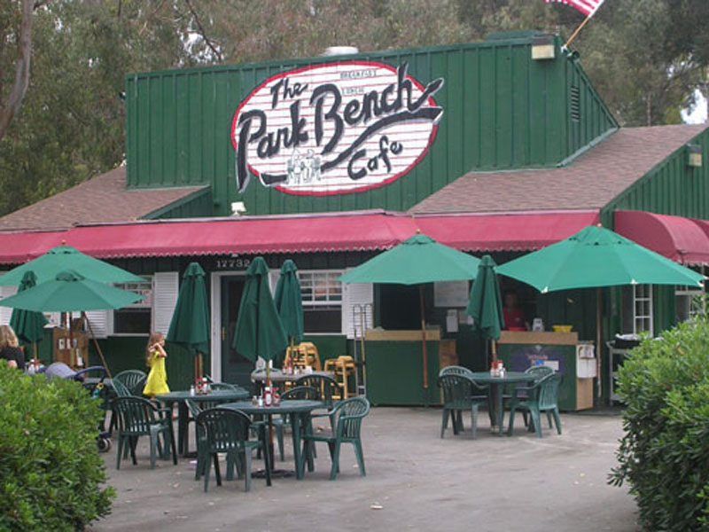 The Park Bench Cafe