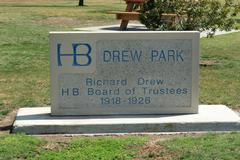 Drew Park  Photo - Click to Enlarge