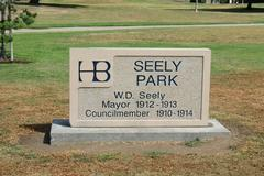 Seely Park  Photo - Click to Enlarge