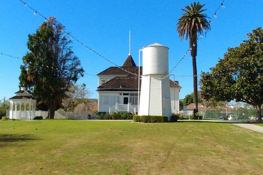 Newland House Museum Huntington Beach Ca