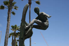 Photo of Huntington Beach City Art